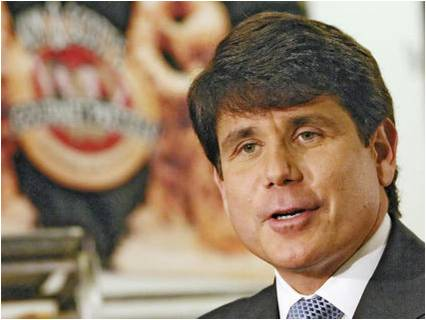 rod blagojevich obama. Rod Blagojevich scandal.