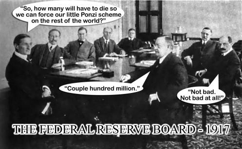 bankers wars - ourlittleponzischeme