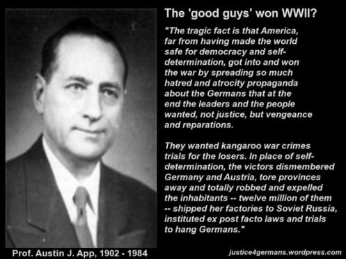 the good guys won ww2 nazis jews 1391044955380